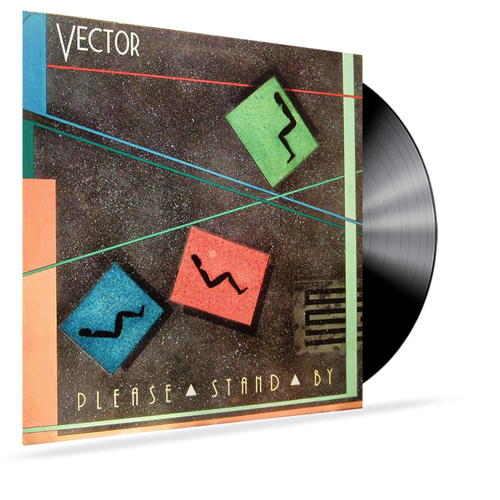 Vector - Please Stand By (Vinyl) CHARLIE PEACOCK - Christian Rock, Christian Metal