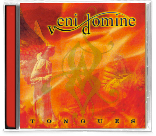 Veni Domine ‎– Tongues (CD) - Christian Rock, Christian Metal