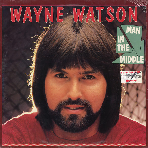 Wayne Watson - Man In The Middle (Vinyl)