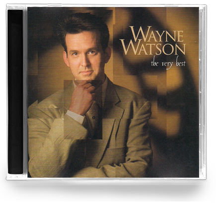 Wayne Watson - the Very Best (CD) 1995 Word - Christian Rock, Christian Metal