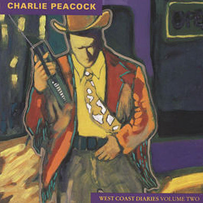Charlie Peacock - West Coast Diaries Vol. 2 (CD) pre-owned
