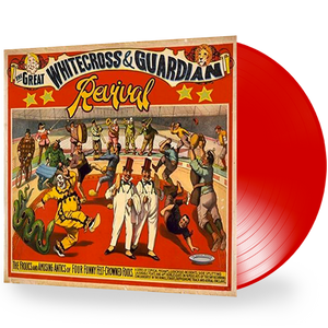 WHITECROSS + GUARDIAN - REVIVAL (NEW-RED VINYL, 2017)