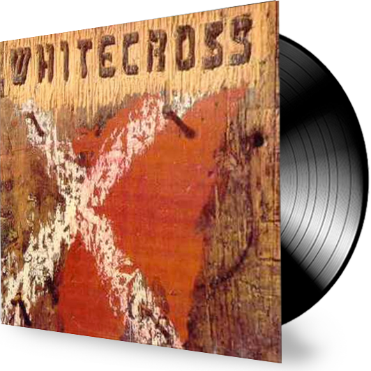 Whitecross - Whitecross (Debut) Self-titled VINYL - Christian Rock, Christian Metal