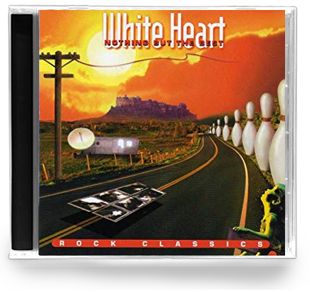 White Heart - Nothing But the Best (CD)