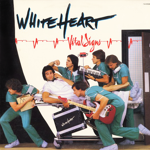 WhiteHeart - Vinyl Signs (Used Vinyl)