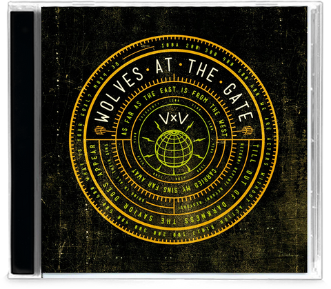 Wolves At the Gate VxV (CD) Solid State