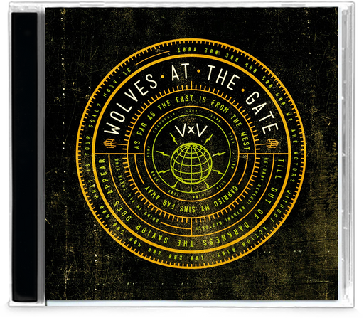 Wolves At the Gate VxV (CD) Solid State - Christian Rock, Christian Metal
