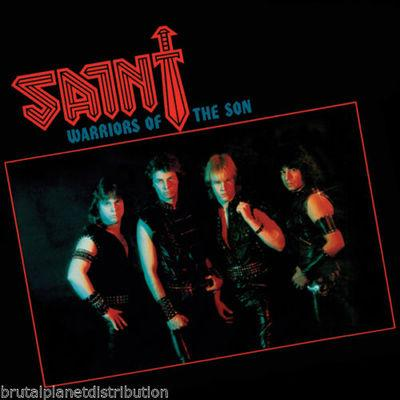 SAINT - WARRIORS OF THE SON (The Originals: Disc One) - Christian Rock, Christian Metal