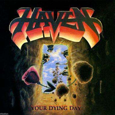 HAVEN - YOUR DYING DAY (Retroarchives Edition) CD - Christian Rock, Christian Metal