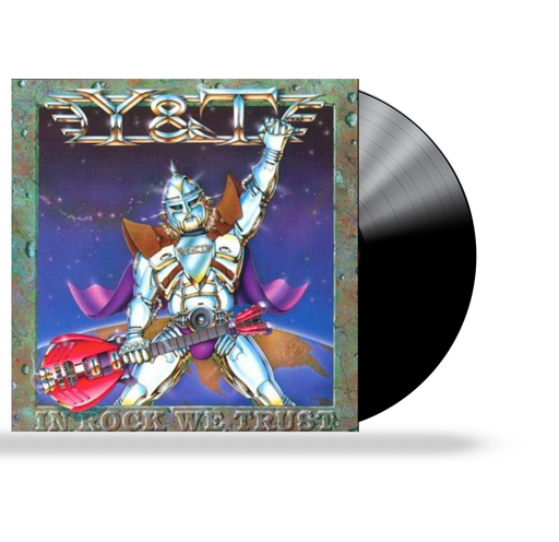 Y&T - In Rock We Trust (Vinyl)