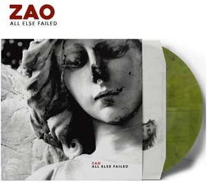 ZAO - All Else Failed (Vinyl - Random Color) *** PRE-ORDER