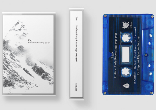 Zao - Preface: Early Recordings 1995-1996:Cassette