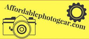 Affordable Photography Gear