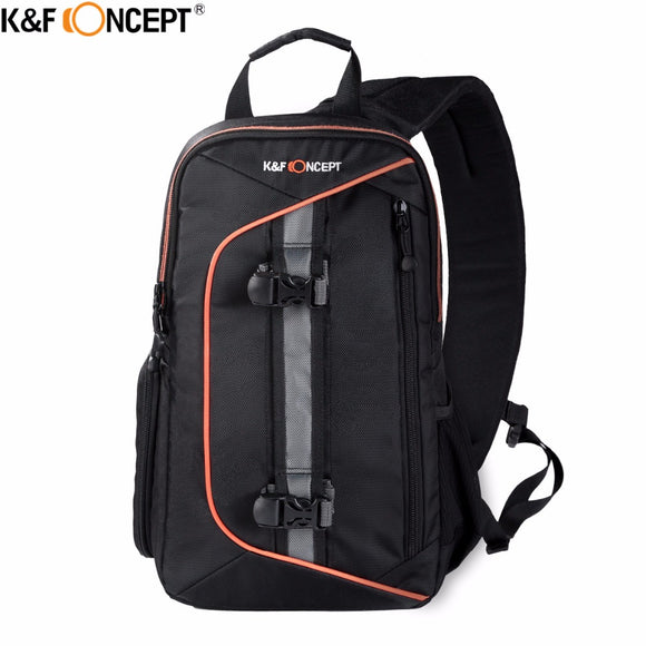 Waterproof Camera Backpack New Style Travel Bag Big Capacity Hold DSLR Tripod iPad With Rain Cover