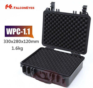 Case WPC-1.1 Photography Photo Equipment Protecting Waterproof Dustproof Shockproof Black Case