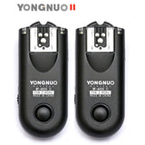 Wireless Remote Shutter Flash Trigger RF-603 II for Canon Nikon Camera DSLR