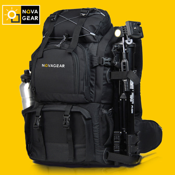 Professional novagear double-shoulder camera bag