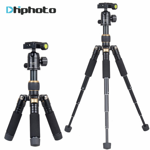 Aluminum Alloy Tripod for Camera with Panoramic Ball head