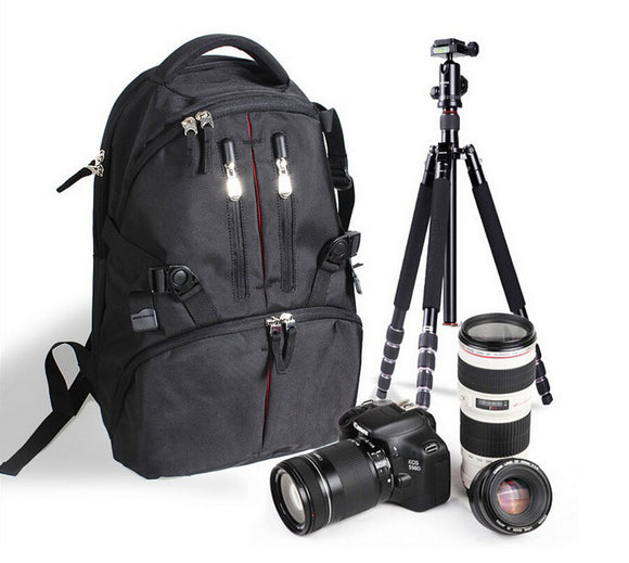 Durable Camera BagCase for Nikon Canon DSLR Cameras