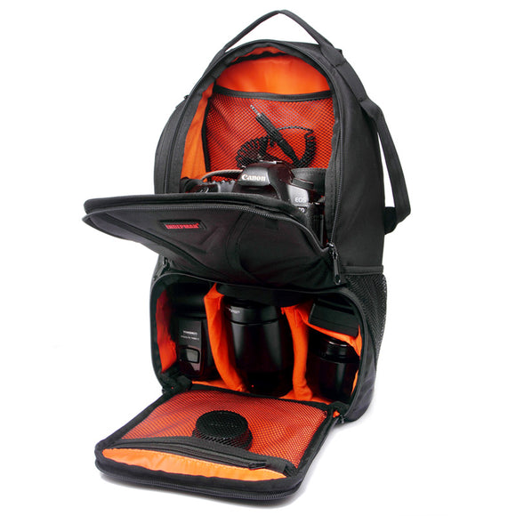 outdoor professional waterproof single shoulder large size camera bag