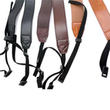Leather Neck Shoulder Sling Belt Camera Strap for Nikon Canon Sony Panasonic Fuji Fujifilm Samsung Leica Photography Parts
