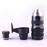 Thermos Coffee Cup Suit For Nikon Lens AF-S 70-200mm 2.8G 2.8 VR Thermos Coffee Cup Travel Mug with Bag
