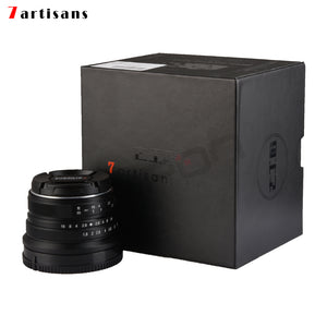 25mm / F1.8 Prime Lens to All Single Series for Sony E Mount /Canon EOS-M Mount/Fuji FX Mount /M43 Panasonic Olympus