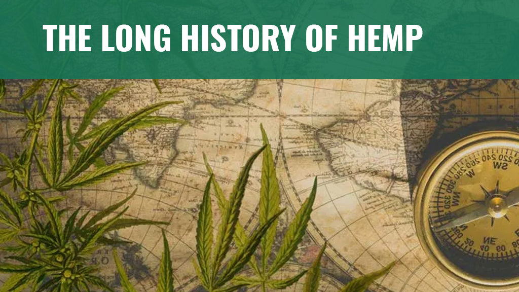 Long history of hemp