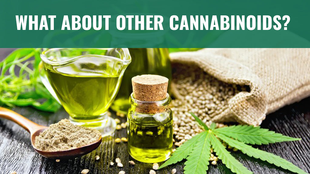 What About Other Cannabinoids?