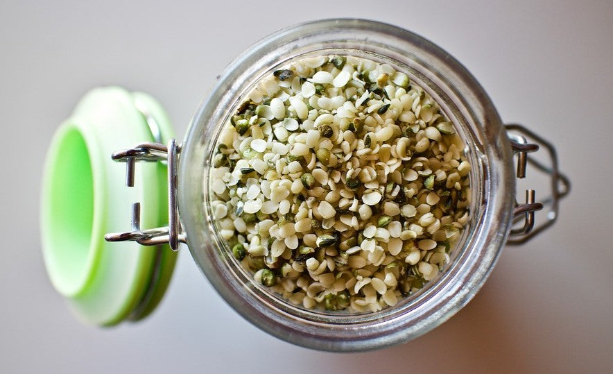 Hemp seeds contain no CBD
