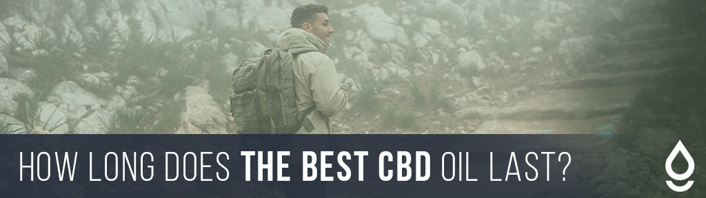 how long does cbd oil last