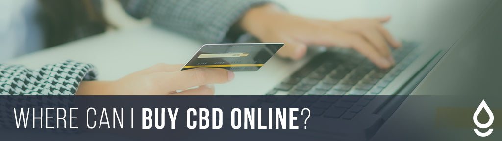 Where can I buy CBD online