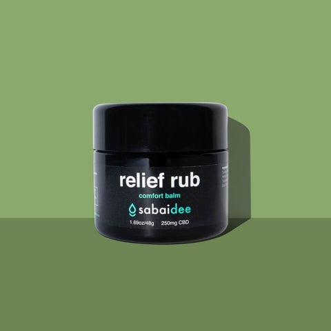 Relief Rub (Pop Sale)