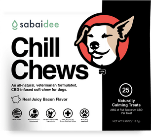 Chill Chews Soft Chews For Dogs