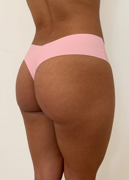 RASPBERRY MILK - THONG PANTY