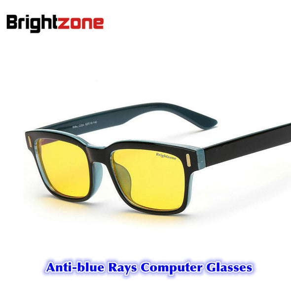 Anti Blue Rays Eyewear Glasses (Anti-Glare/Anti-UV)