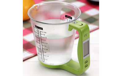 Digital Cup Scale with LCD Display