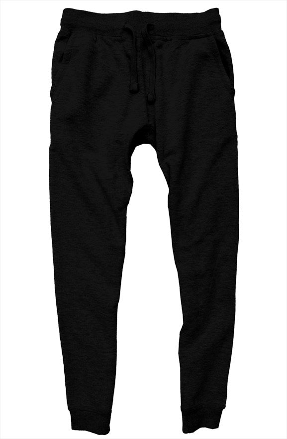 Classic Black Joggers - Savage Season Apparel Store