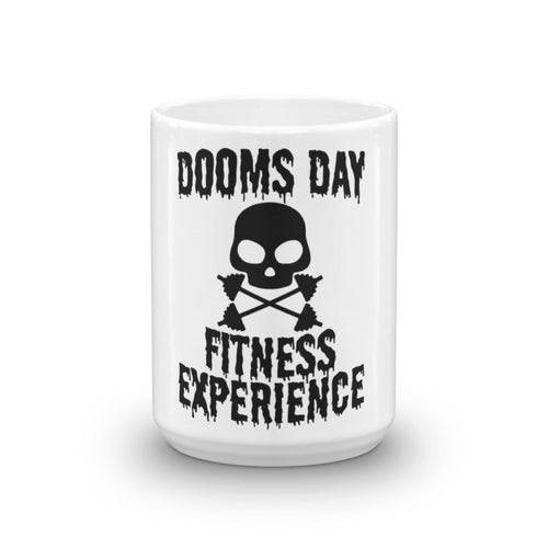 DDFE Classic Mug - Doomsday Fitness Apparel by Doomsday Fitness Experience