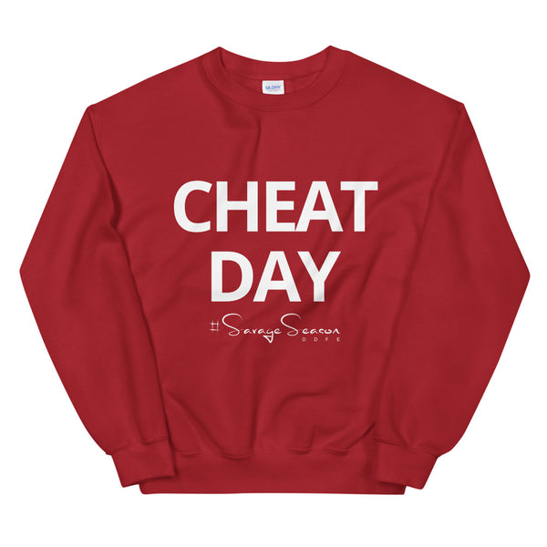 'Savage Season' Unisex Cheat Day Sweatshirt - Savage Season Apparel Store