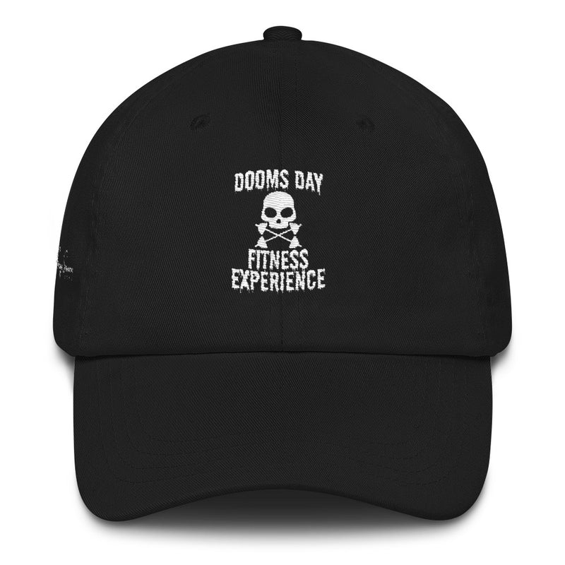 Classic Dad hat - Doomsday Fitness Apparel by Doomsday Fitness Experience