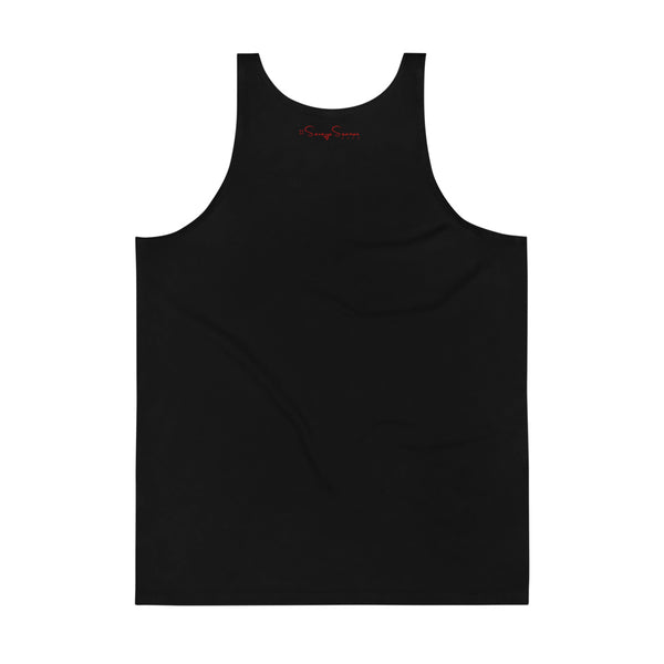 Premium Collection Black Muscle Tank Top - Savage Season Apparel Store