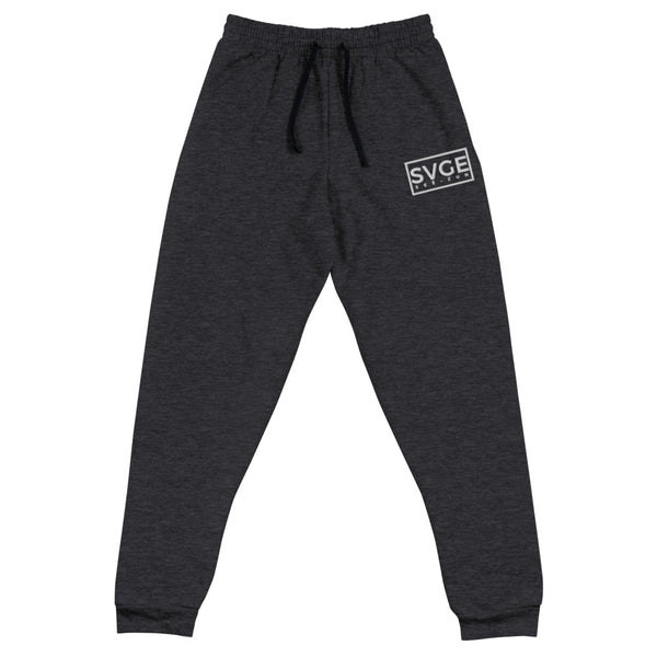 SVGE Collection Dark Heather Relaxed Fit Joggers - Savage Season Apparel Store