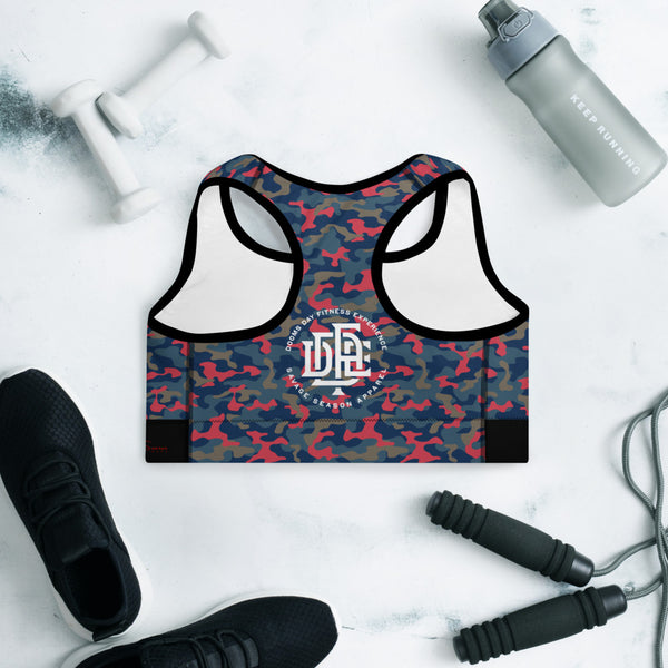 Premium Collection 'DDFE' New Wave Camo Performance Top - Savage Season Apparel Store