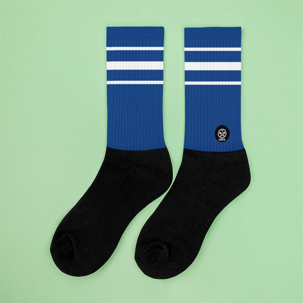Classic Royal Crew Sock - Savage Season Apparel Store