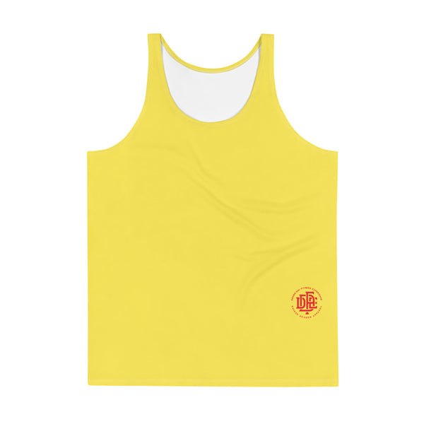 Premium Collection Gold Muscle Tank Top - Savage Season Apparel Store