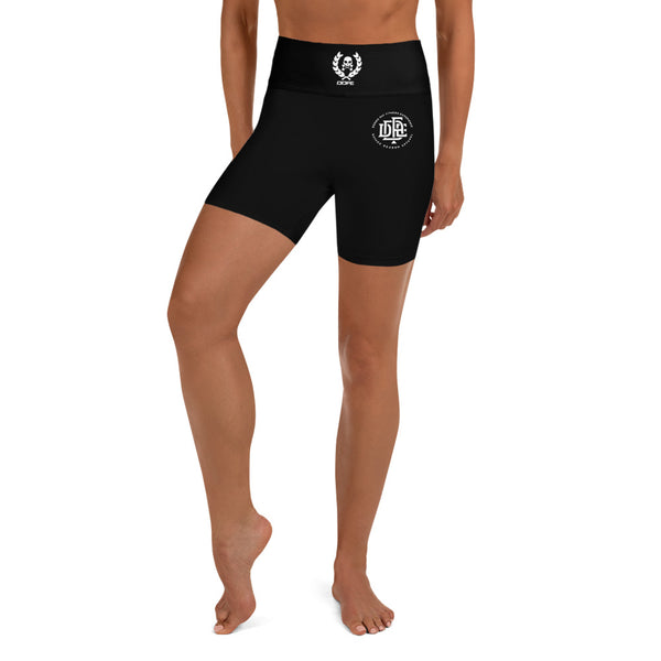 Premium Collection 'DDFE' Black Performance Shorts - Savage Season Apparel Store