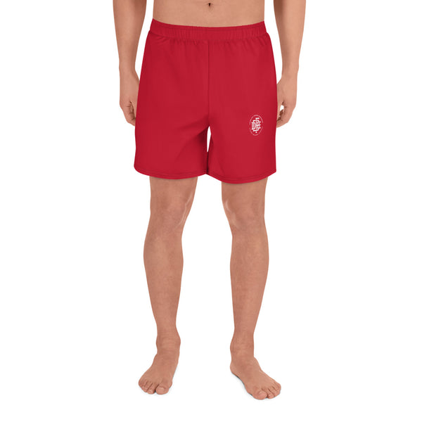 Premium Collection 'DDFE' Red Hybrid Shorts - Savage Season Apparel Store