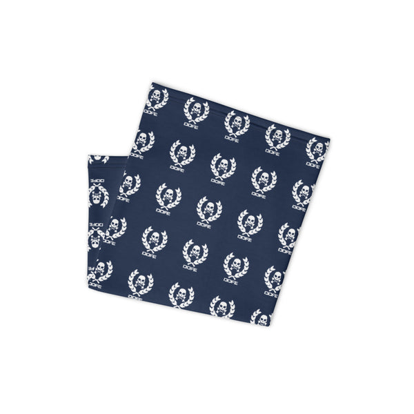 'DDFE' Navy Neck Gaiter - Savage Season Apparel Store