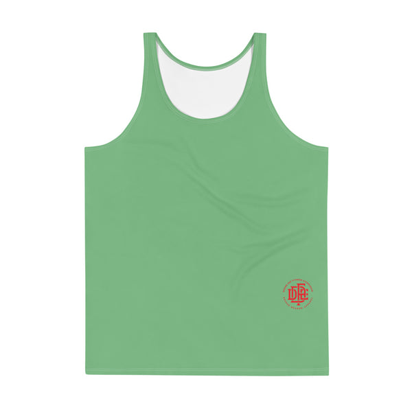 Premium Collection Green Muscle Tank Top - Savage Season Apparel Store